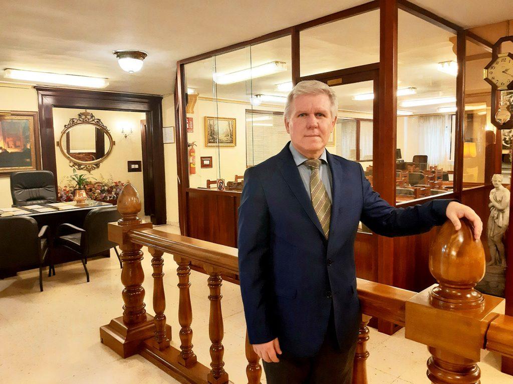 Academia San Francisco - Antonio Romera Arias - Director